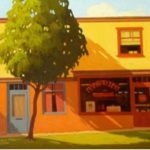 Residential Business 18 x 24 Oil on Panel $2900